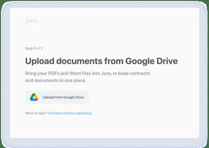 juro-google-drive