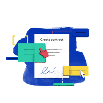 juro legal software - contracts