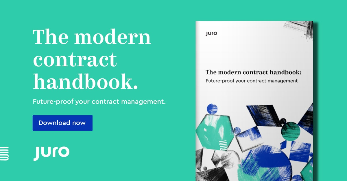 Introducing The Modern Contract Handbook